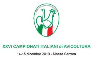 XXVI Campionati Italiani di Avicoltura @ Marina di Massa Carrara