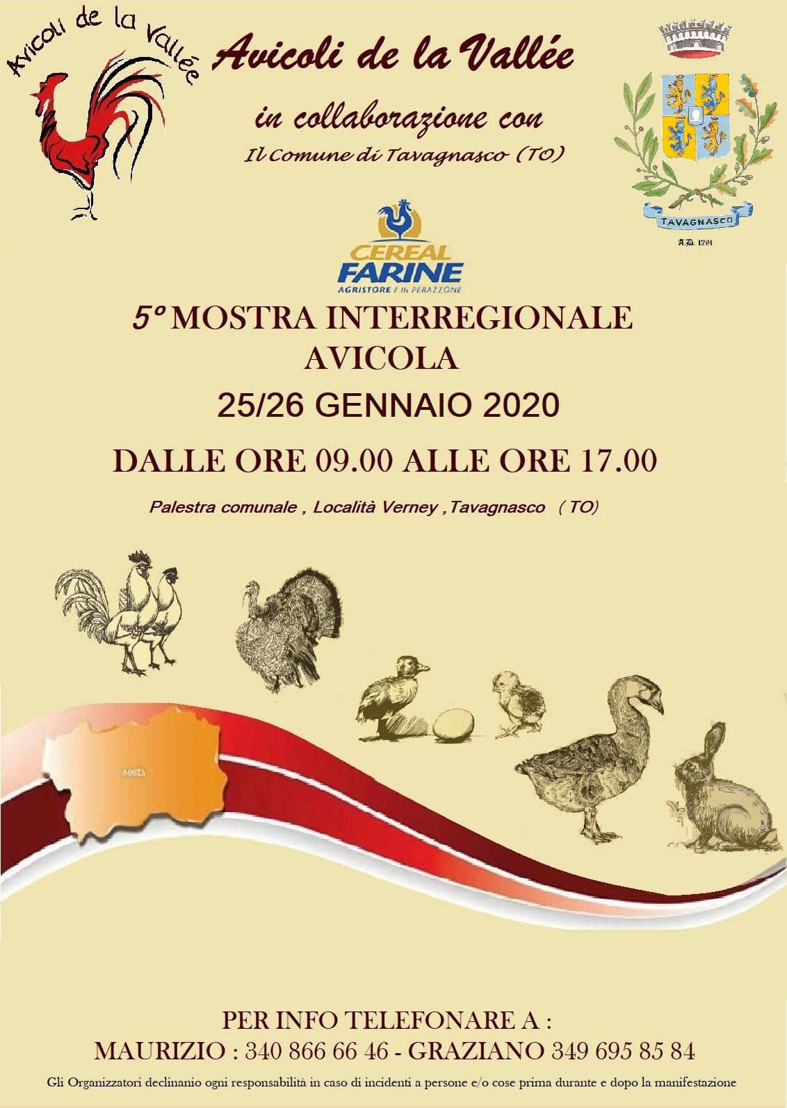 5a Mostra Interregionale Avicola