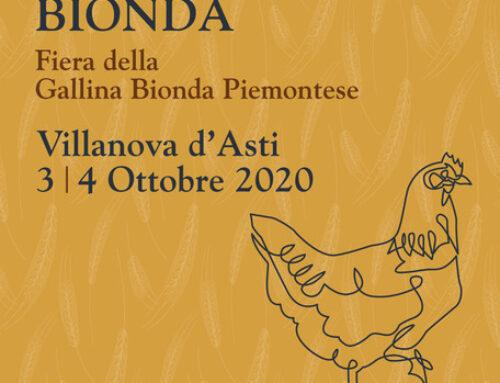 Fiera della Gallina Bionda Piemontese